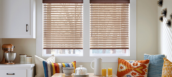 Hunter Douglas Collection of Blinds