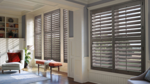 cadillac window fashions hunter douglas shutters